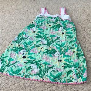 Easter tank top for little girls